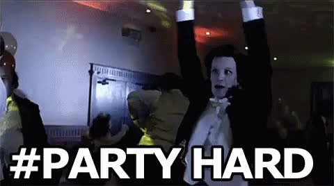 Doctorwho Partyhard GIFs