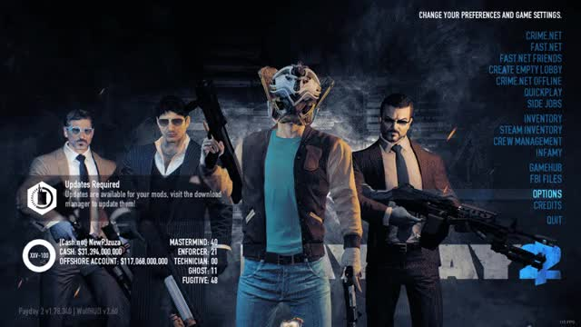 Watch and share Payday2mods GIFs by PJzuza on Gfycat
