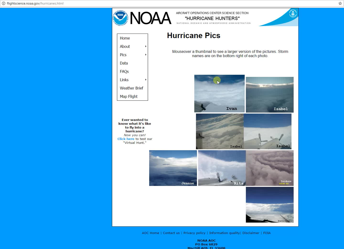crappy design, mildly infuriating, screen cap, NOAA Website is r/mildlyinfuriating GIFs