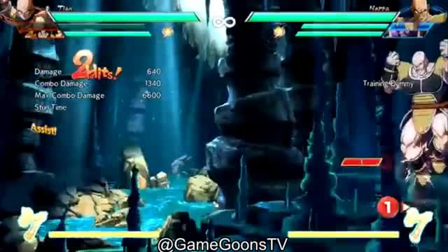 Watch and share Dbfz GIFs by alzarath on Gfycat