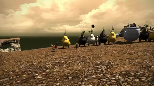 Watch and share Final Fantasy 14 GIFs and Ffxiv GIFs by Choklit Cow on Gfycat