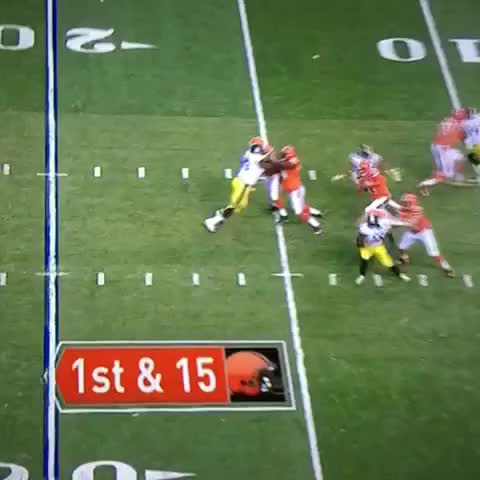 Watch and share Tuitt Just Destroyed McCown! GIFs on Gfycat