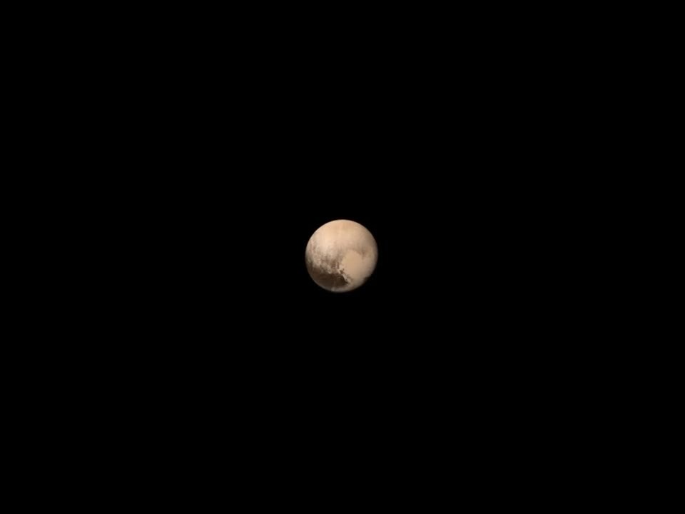SpaceGfys, pluto, space, New Horizons Flyby Animation GIFs