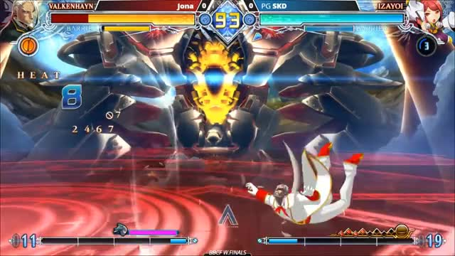 Watch ANIME ASCENSION 2018 BBCF TOP8 GIF on Gfycat. Discover more blazblu centrail fiction GIFs on Gfycat