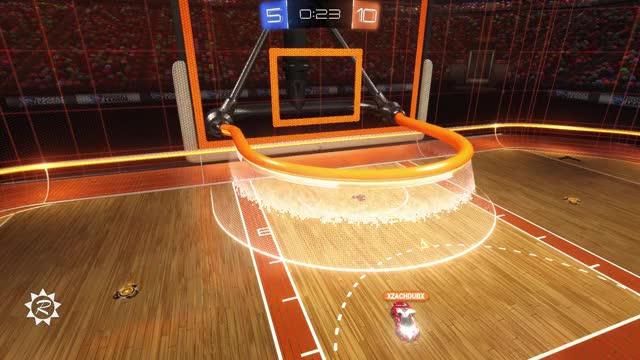 Watch and share Rocket League GIFs and Hoops GIFs by Riskable on Gfycat