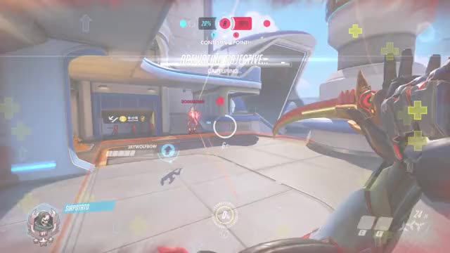 Watch and share Overwatch GIFs and Genji GIFs by Randomnoob on Gfycat