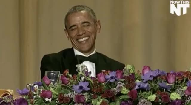 Watch and share Barack Obama GIFs and Obama Laugh GIFs by Reactions on Gfycat