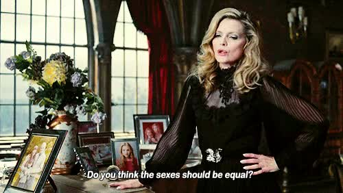 Watch and share Michelle Pfeiffer GIFs on Gfycat