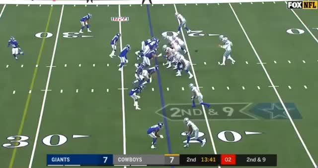 Watch and share New York Giants GIFs and Dallas Cowboys GIFs by Dan Rogers on Gfycat