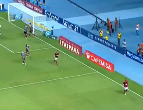 Watch and share Ronaldinho GIFs and Flamengo GIFs on Gfycat