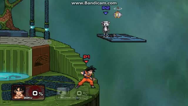 Watch and share Goku's Kaioken Kamehameha Cancel Tech GIFs by raging_thunder on Gfycat