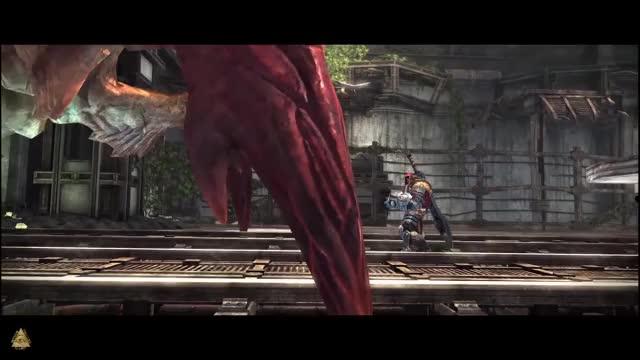 Watch Fast Dash Attack GIF by @darkeclipse9705 on Gfycat. Discover more Darksiders Warmastered - All Cutscenes and Cinematics, Do34892, all, cinematics, cutscenes, darksiders warmastered edition, film, movie, sequences, zwischensequenzen GIFs on Gfycat