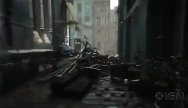 Watch Dishonored 2 - Official Debut Trailer GIF on Gfycat. Discover more related GIFs on Gfycat