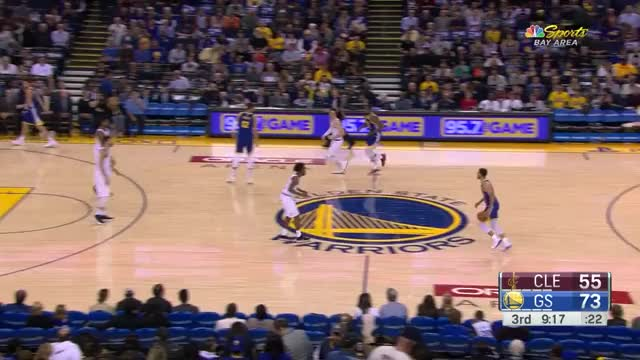 Watch and share Golden State Warriors GIFs and Cleveland Cavaliers GIFs by louiszatzman on Gfycat