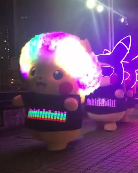 Pikachu death squad GIFs