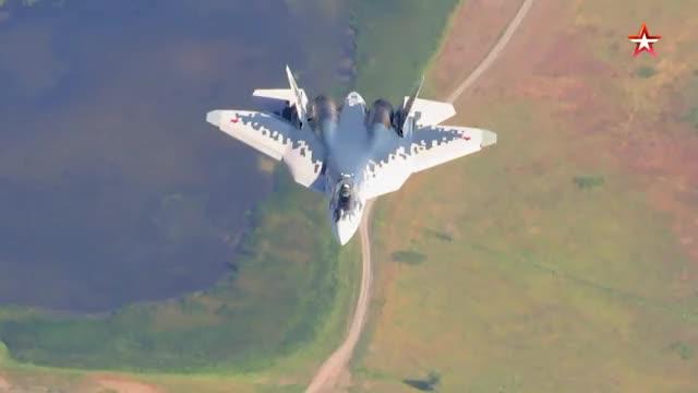 Watch Конструктор истребителя Су-57 рассказал, в чем он превосходит F-22 и F-35 GIF on Gfycat. Discover more F-22, F-35, News & Politics, tvzvezda, zvezda, Су-57, Телеканал Звезда, звезда, телеканал GIFs on Gfycat