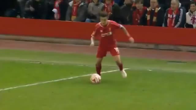 Watch Coutinho nutmeg skill vs Besiktas HD GIF on Gfycat. Discover more related GIFs on Gfycat