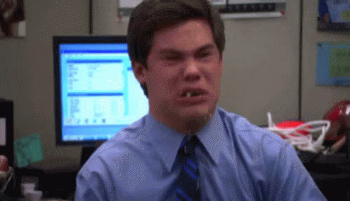 Barf Workaholics GIFs
