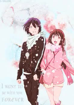 Watch I'll make Hiyori the happiest girl in the world..   GIF on Gfycat. Discover more 1k, I just want to do some yatori edits, ahh this is random, delivery god, dksjbdkj, god of calamity, hehe, iki hiyori, mine, noragami, noragamiedit, noramine, otp, yato, yatori GIFs on Gfycat