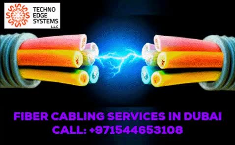 Watch Fiber Optic Cable Installation in Dubai - Dubai Structured Cabling and Solutions GIF by RajendraJinna (@rajendrajinna) on Gfycat. Discover more fiber cabling services in dubai, fiber optic cable installation in dubai, fiber optic cabling in dubai, iber optic cabling GIFs on Gfycat