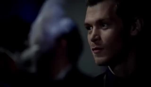 Watch and share The Originals 1x03 Klaus Camille GIFs on Gfycat