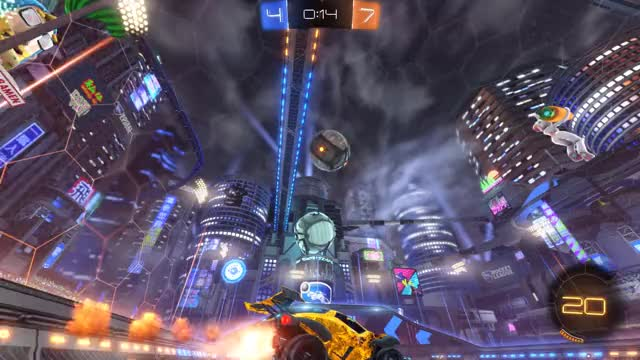 Watch Goal 12: TY#LR GIF by Gif Your Game (@gifyourgame) on Gfycat. Discover more Gif Your Game, GifYourGame, Goal, Rocket League, RocketLeague, TY#LR GIFs on Gfycat