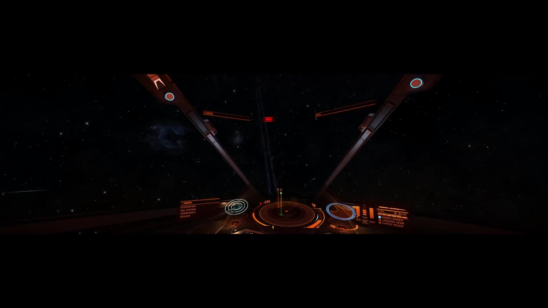 EliteDangerous, eliteracers, Three person capitol ship racing action (GIF) (reddit) GIFs