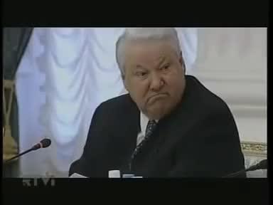 Watch and share Boris Yeltsin GIFs on Gfycat