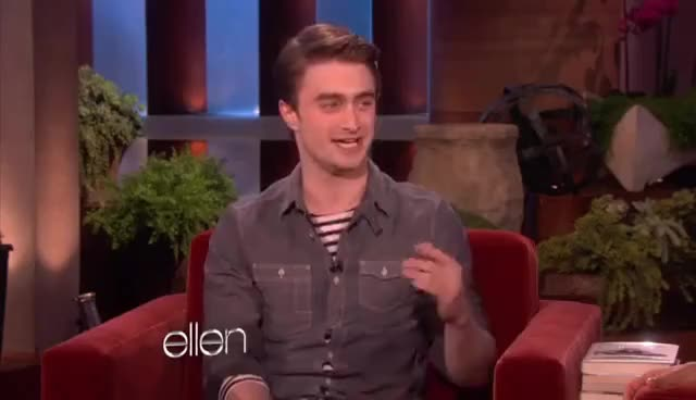 Watch Daniel Radcliffe GIF on Gfycat. Discover more dan, dan rad, daniel radcliffe, radcliffe GIFs on Gfycat