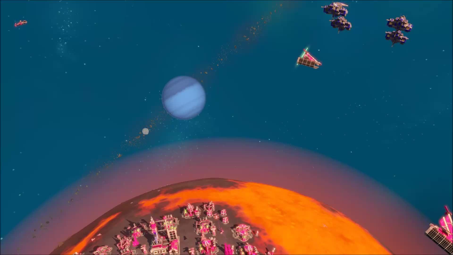 gaming, planetaryannihilation,  GIFs