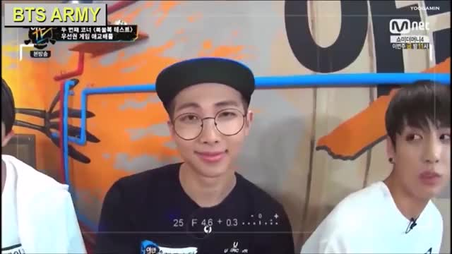 Watch and share Bts Funny Moments GIFs and Bts Rap Monster GIFs by luska054 on Gfycat