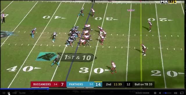Watch and share Carolina Panthers GIFs and Football GIFs by kinsho on Gfycat
