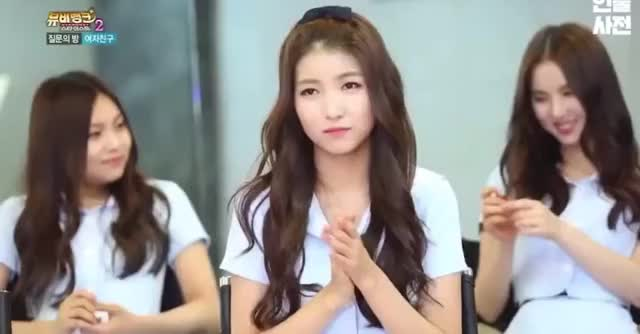 Watch and share Gfriend GIFs by — on Gfycat
