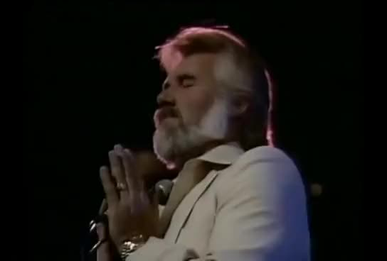 Watch and share Kenny    Rogers     --    Lady       [[   Official    Video   Live    ]]  HQ GIFs on Gfycat