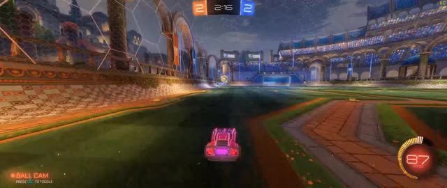 Watch and share Rocket League GIFs and Own Goal GIFs by tomavhawk on Gfycat