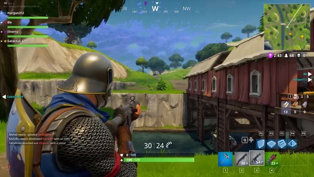 Watch vlc-record-2018-01-11-20h57m10s-Fortnite 01.11.2018 - 20.47.37.08.DVR.mp4- GIF on Gfycat. Discover more related GIFs on Gfycat