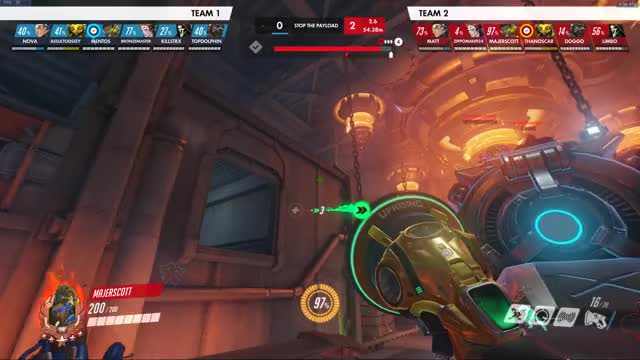 Watch and share Overwatch GIFs and Mei GIFs by majerscott on Gfycat