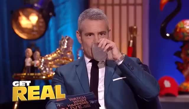 Watch and share After Show: Hilary Swank Dishes On Working With Clint Eastwood | WWHL GIFs on Gfycat