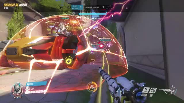Watch genji GIF by will (@thewilltosurvive) on Gfycat. Discover more ana, highlight, overwatch GIFs on Gfycat