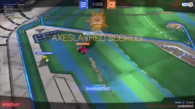 Watch and share Rocket League Ps4 GIFs by ThePyrotechnician on Gfycat