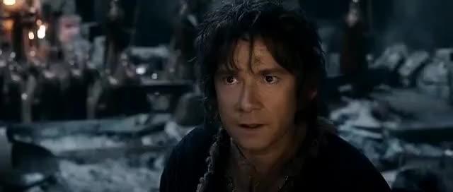Watch bilbo the Hobbit GIF on Gfycat. Discover more bilbo GIFs on Gfycat