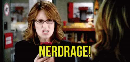 Watch and share Nerdy GIFs by Reactions on Gfycat