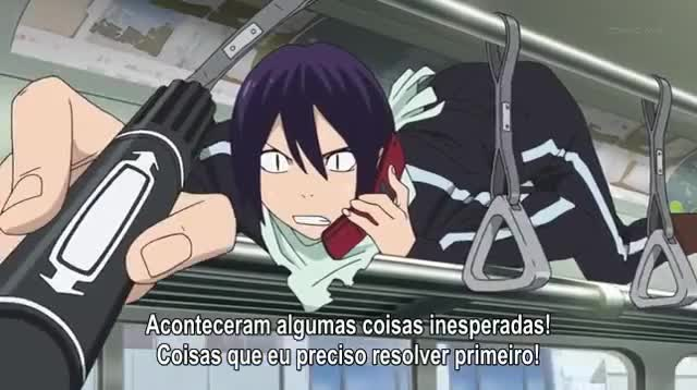 Watch Anime Noragami Episódio 2 - Super Animes GIF on Gfycat. Discover more related GIFs on Gfycat