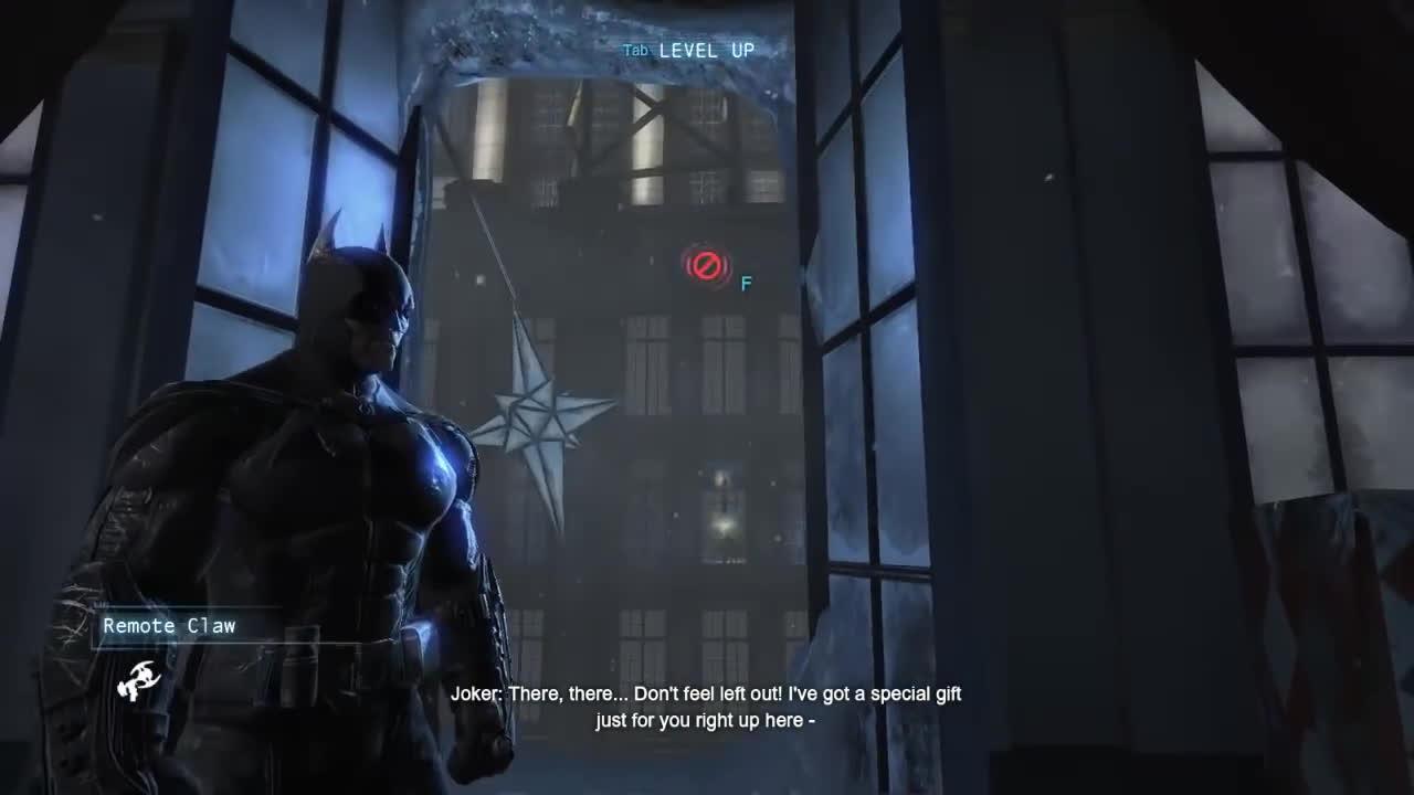 batman: arkham (video game series), batman: arkham origins (video game), gaming, Batman doesn't kill people! GIFs