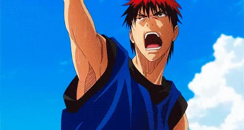 Watch mygifs kuroko no basuke kuroko no basket kagami taiga by draagneel it was over 1mb all the time and it got on my nerves seriously GIF on Gfycat. Discover more related GIFs on Gfycat