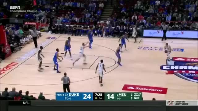 Watch and share Michigan State GIFs and Basketball GIFs by bladner on Gfycat