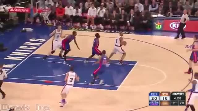 Watch and share Carmelo Anthony 2015-16 Passing Highlights - Xtra Pass 3pt GIFs by LandGrant Gauntlet on Gfycat