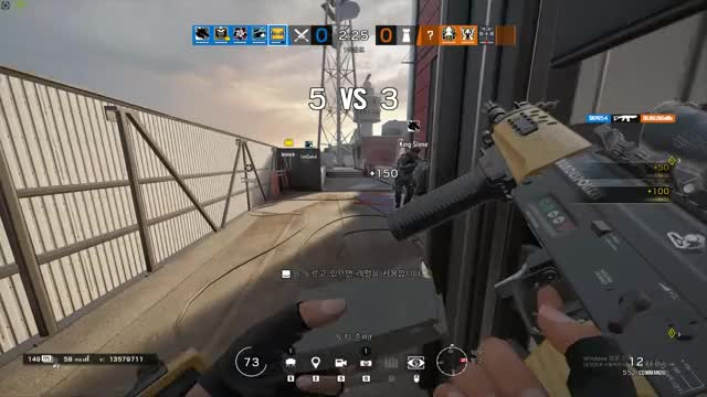 Watch and share Rainbow6 GIFs and Siege GIFs by skpo3333 on Gfycat