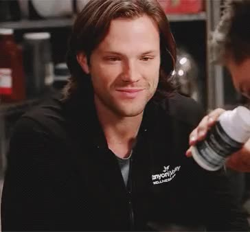 Watch and share My Sun And Stars GIFs and Jared Padalecki GIFs on Gfycat