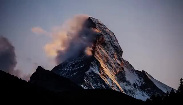 Watch and share Beautiful HD Mountains Animated Video Wallpapers - Www.wallpaperty.com GIFs on Gfycat